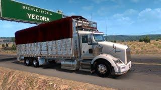 Download TORTON Kenworth T800   SONORA   De Yécora a Hermosillo regreso de vació Video