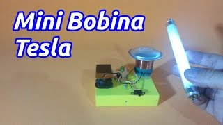 Download Mini Bobina Tesla Video