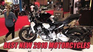 Download Looking Ahead: Best New 2018 Motorcycles Video