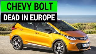 Download Chevy Bolt is Now Dead in Europe Video