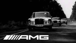 Download History of AMG Driving Performance Video