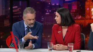 Download Jordan Peterson Confronts Australian Politician on Gender Politics and Quotas | Q&A Video
