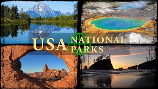 Download Top 13 US National Parks in 4K Ultra HD Video