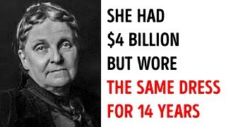 Download Why the Richest Woman In America Spent $5 a Week And Had 1 Dress Video