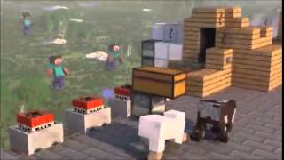 Download Minecraft Attack On Titan Opening Animation Video