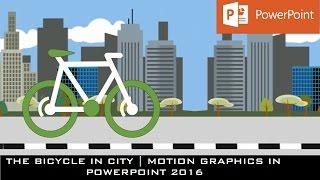 เทคนิคการทำ Motion Graphic Animation ด้วย PowerPoint Free Download