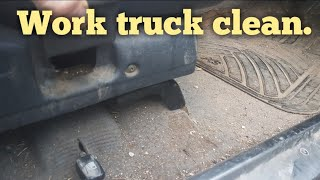 Download Cleaning a really dirty work truck mitsubishi l200 Video