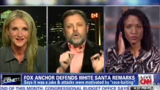 Download CNN Panel White Santa Video