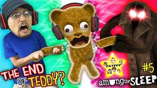 Download FGTeeV Teddy Bear Gamer Rage ~RIPPED~ + Mom is Mean too! (Among the Sleep Part 5 THE END) Video