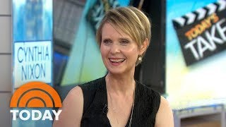 Download Cynthia Nixon On 'Only Living Boy In New York' And Running For Governor Of New York | TODAY Video
