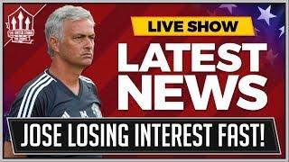 Download Mourinho Lost His Fight? Man Utd Transfer News Video