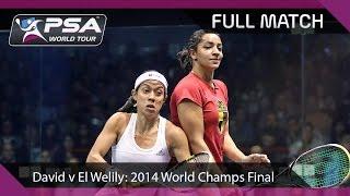 Download Squash: Full Match - 2014 Women's World Championship Final - David v El Welily Video