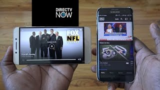 Download DirecTV Now Review! Video
