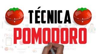 Download Aprenda MUITO MAIS com a TÉCNICA POMODORO | Seja Um Estudante Melhor Video