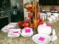 Download How To Set Up Thanksgiving Buffet! Video