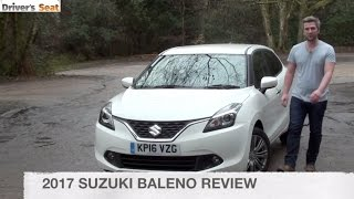 Download Suzuki Baleno 2017 Review | Driver's Seat Video
