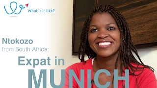 Download Living in Munich - Expat Interview with Ntokozo (South Africa) about her life in Munich, Germany Video