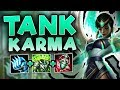 Download YOU WON'T BELIEVE HOW OP THIS TANK KARMA BUILD IS! FULL TANK KARMA TOP SEASON 7 - League of Legends Video