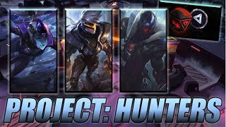 Download PROJECT: HUNTERS | League of Legends Crafting and Unboxing Video