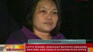 Download BT: Lotto winner, naholdap nang makubra ang panalo sa dating PCSO office Video