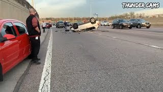 Download Unbelievable Car Crash Compilation - Horrible Driving Fails Of 2019 (Part 16) Video