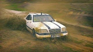 Download Cu Mercedes-Benz C180 Pe Camp - E Bun De Off Road? - 4K Video