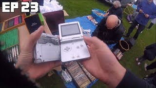 Download LIVE Car Boot Hunt Episode 23. Megadrive Games, £1 Fish Video