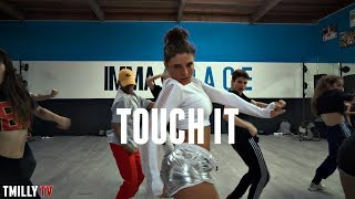 Download Monifah - Touch It - Choreography by Janelle Ginestra - #TMillyTV Video