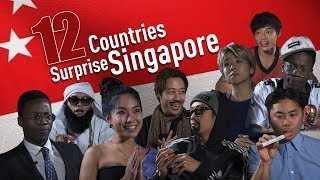 Download 12 Countries Surprise Singapore Video