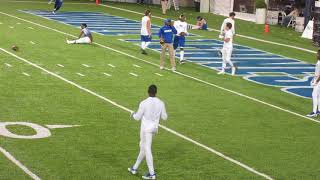Download Camellia Bowl (2017) Middle Tennessee Pre Game Warmups Video