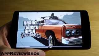 Download Grand Theft Auto San Andreas Graphics Settings on Android Video