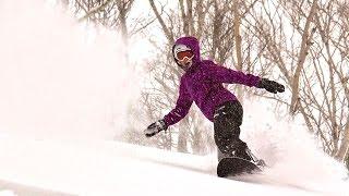 Download Snowsurf Japan | Catski Niseko Weiss Horn (スノーサーフィン日本 | キャットスキーニセコワイスホーン) Video