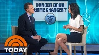 Download Keytruda, Immunotherapy Drug That Aided Jimmy Carter's Cancer, 'A Huge Deal' | TODAY Video
