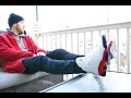 Download AIR JORDAN RETRO 13 XIII ″CHERRY″ ON FEET WITH OUTFIT Video