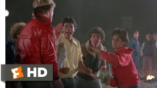 Download Daniel Defends Ali - The Karate Kid (1/8) Movie CLIP (1984) HD Video