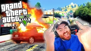 Download GTA 5 - EPIC CLICKBAIT RANT!! I Hate Them So Much!! GTA V Online (Funny Moments & FAILS) Video