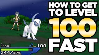 Download How To Get to Level 100! Level Up Fast Guide for Pokemon Ultra Sun and Moon | Austin John Plays Video