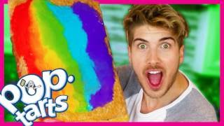 Download GIANT RAINBOW POP-TART DIY! Video