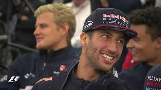 Download Inside The F1 Driver Briefing | 2017 Japanese Grand Prix Video