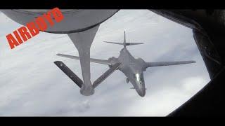 Download B-1, F-15, F-16 Refueling - Cope North Video