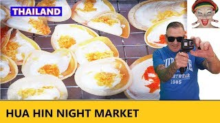 Download Hua Hin Night Market Video