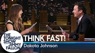 Download Think Fast! with Dakota Johnson Video
