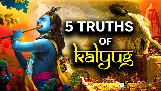 Download Krishna Already Told 5 Truths Of Kalyug To Pandavas At The Time Of Mahabharata [In Hindi] Video
