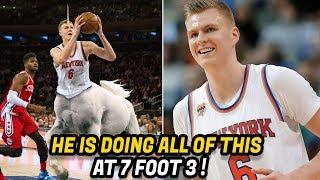 Download How KRISTAPS PORZINGIS Became an NBA Unicorn! Video