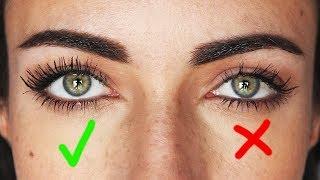 Download ONE Mascara Two Ways   How To Apply Mascara Like A Pro   MakeupAndArtFreak Video