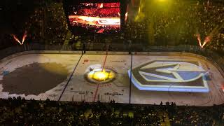 Download Vegas Golden Knights Opening Ceremony - Game 2 vs Buffalo Video