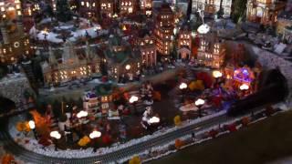 Download Miniature Extreme Christmas Village Video