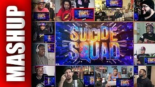 Download SUICIDE SQUAD Honest Trailer Reactions Mashup Video