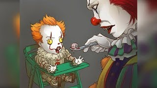 Download 30+ ″Pennywise The Clown″ Hilariously Funny Comics To Make You Laugh 2. Video