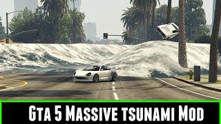 Download FailRace Play Gta 5 Mods Massive Tsunami Video